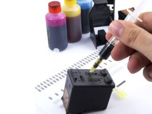 How To Refill An Inkjet Printer Cartridge